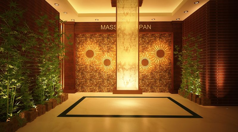 thiet ke phong massage