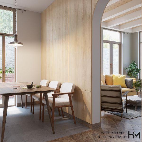 Báo giá thiết kế thi công nội thất nhà ở nhà phố ấn tượng