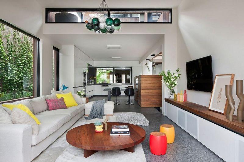 Đơn vị thiết kế thi công nội thất nhà ở kiến trúc tuyệt vời