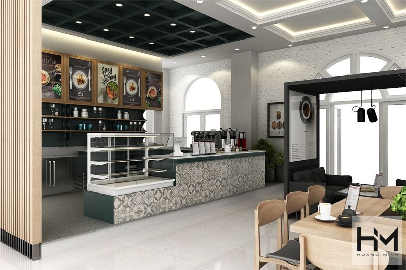 Lợi ích thiết kế không gian quán cafe