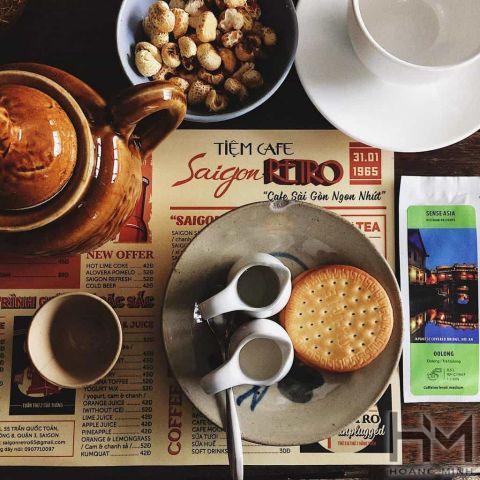 Saigon Retro Cafe