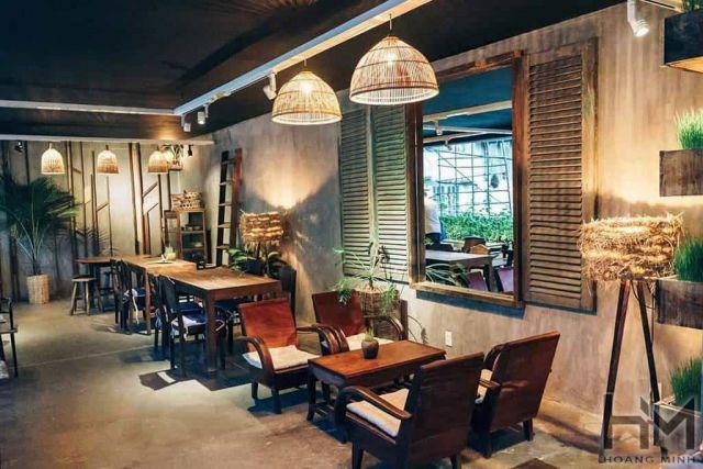 Những quán cafe phong cách cổ điển tại Sài Gòn