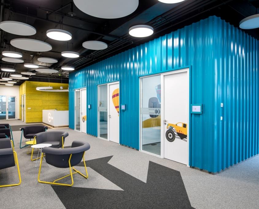 Đánh giá thiết kế và thi công không gian văn phòng làm việc