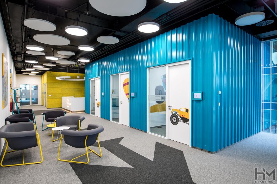 Giá thiết kế nội thất văn phòng mới nhất năm 2020