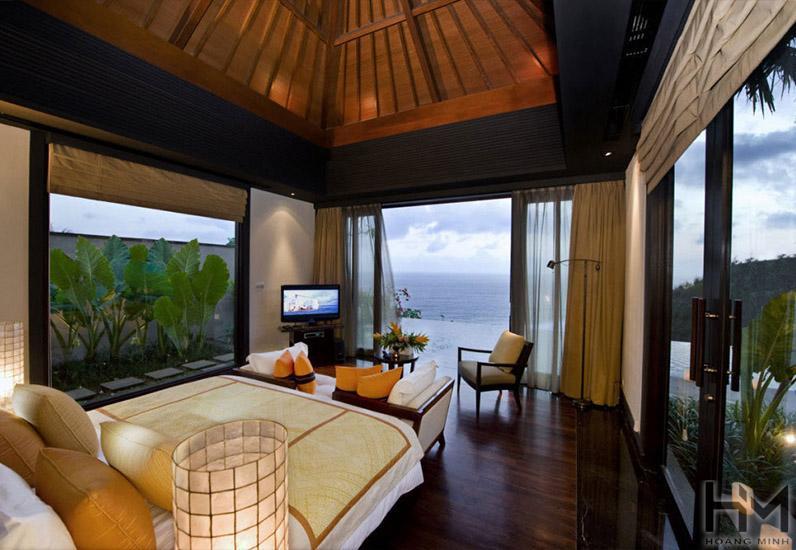 thiet ke resort view bien