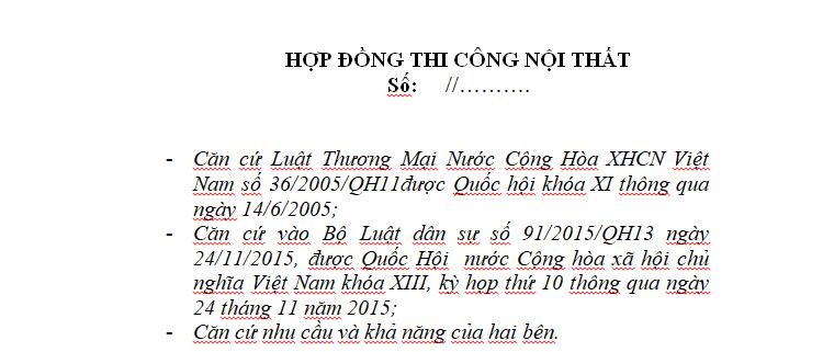 hop dong thi cong noi that