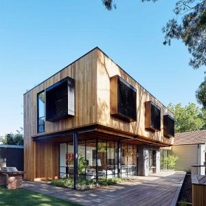 Mẫu nhà gỗ đẹp truyền thống đến hiện đại.