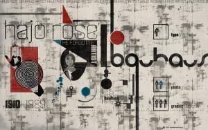 phong trao Bauhaus