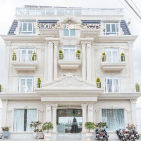 Thiết kế khách sạn La Vie En Rose Đà Lạt