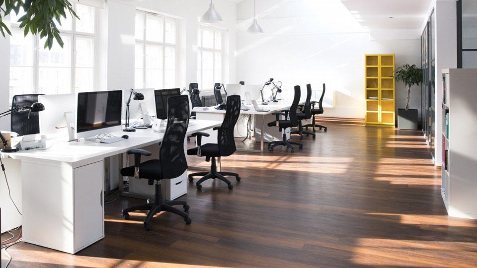 Đơn giá thiết kế và thi công nội thất văn phòng làm việc