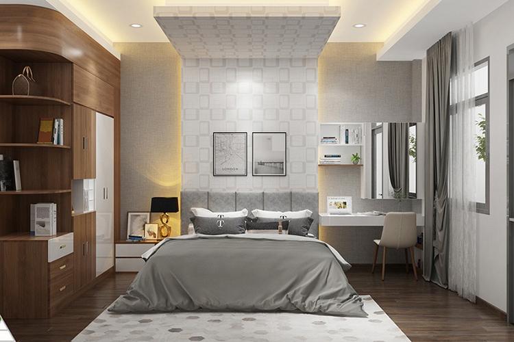 Đơn vị thiết kế nội thất căn hộ đẹp đẳng cấp