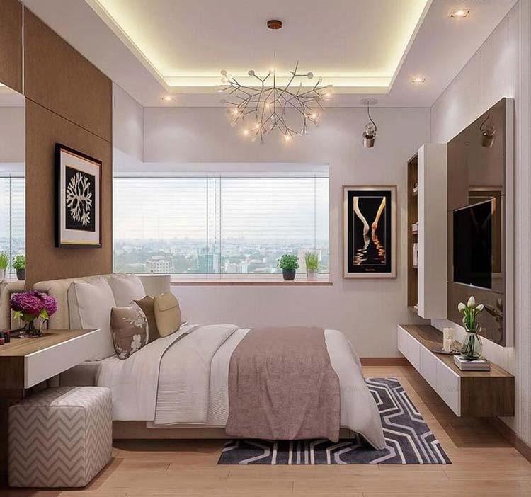 Đơn vị thi công căn hộ đơn giản giá trị cao