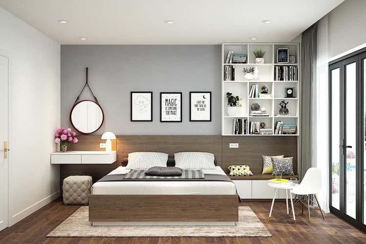 Đơn vị thiết kế thi công nội thất căn hộ nhà ở