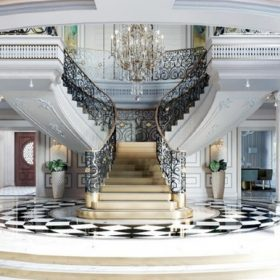 Phong cách thiết kế nội thất khách sạn phổ biến nhất.