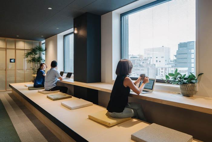 phong cách thiết kế nội thất văn phòng tiện nghi