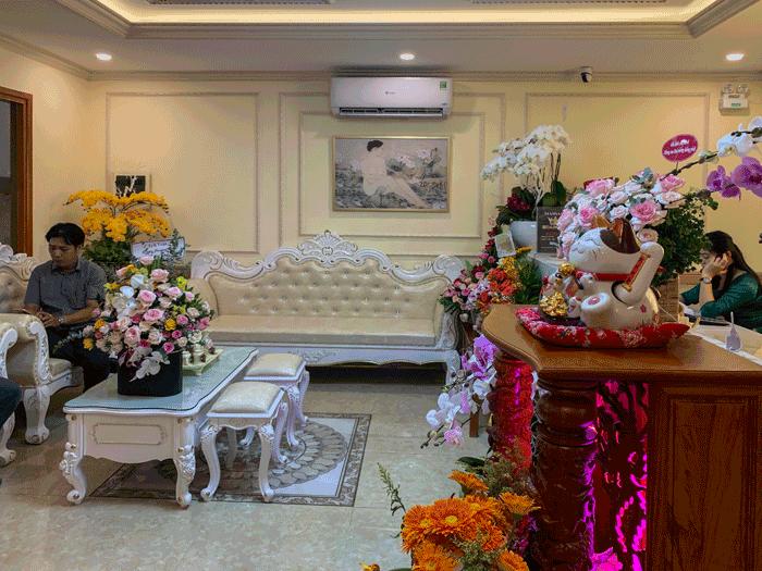 Spa Hoang Gia