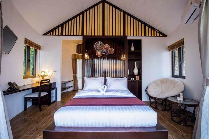 phòng ngủ resort