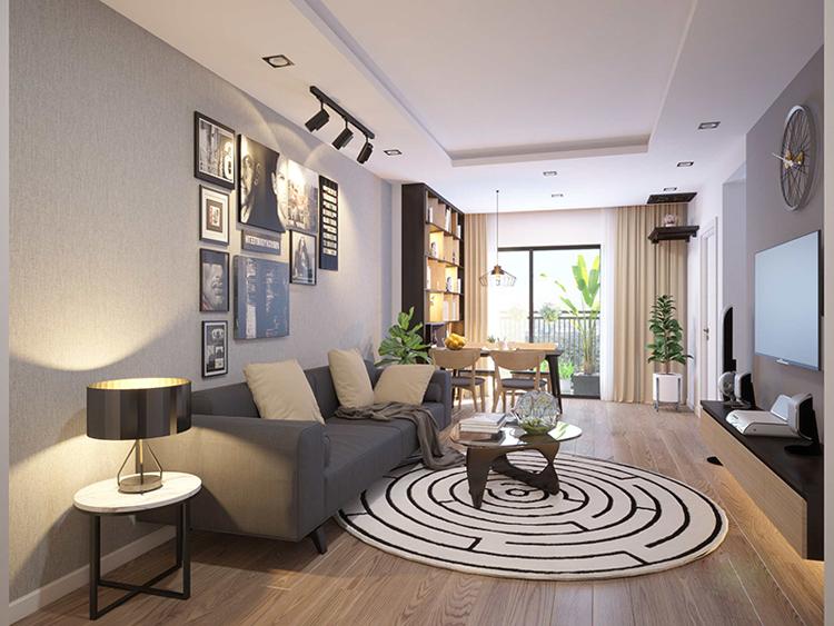 Báo giá thiết kế thi công căn hộ