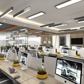 Thiết kế nội thất văn phòng chuyên nghiệp tại TpHCM