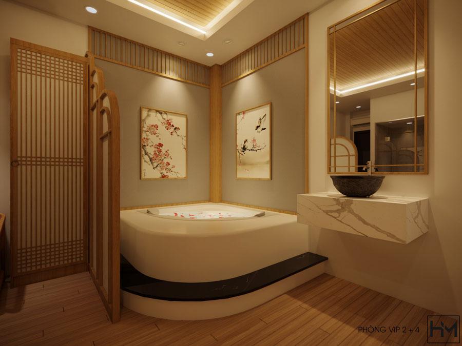 massage Linh Cherry