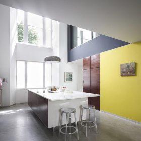 Nguyên tắc và ý nghĩa màu sắc trong thiết kế nội thất