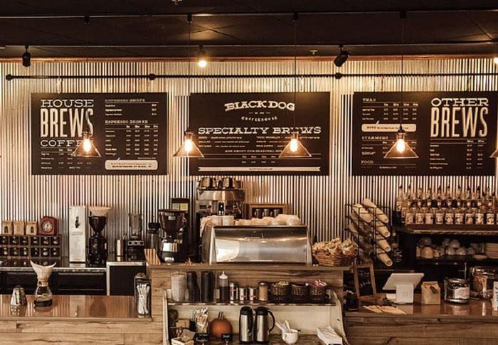 menu quan cafe