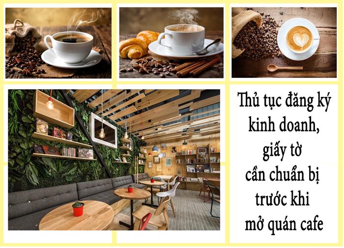 thu tuc dang ky kinh doanh quan cafe