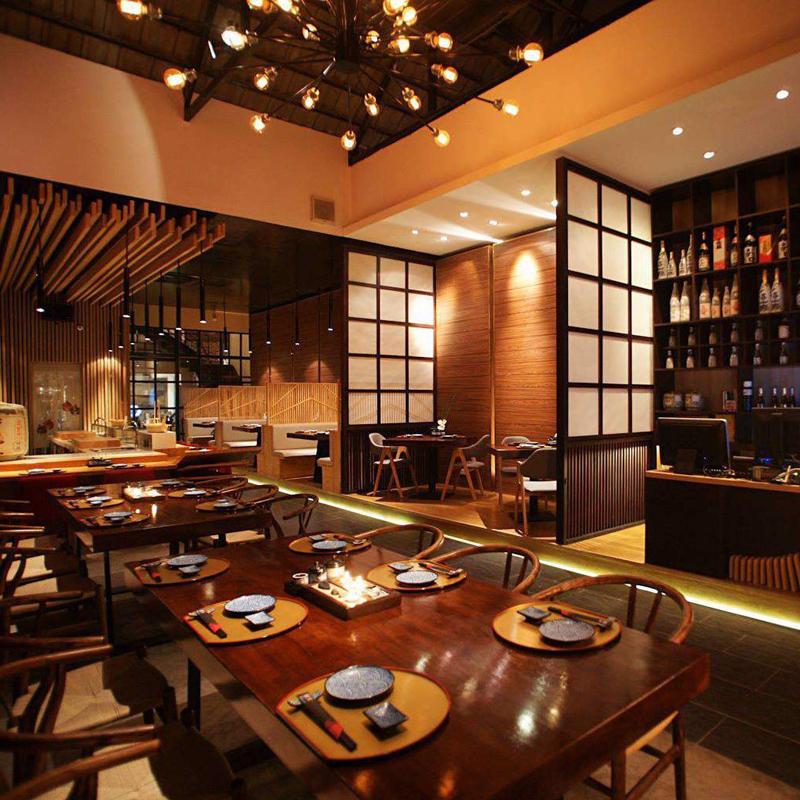 Xu hướng Thiết kế nội thất nhà hàng Sushi nổi bật