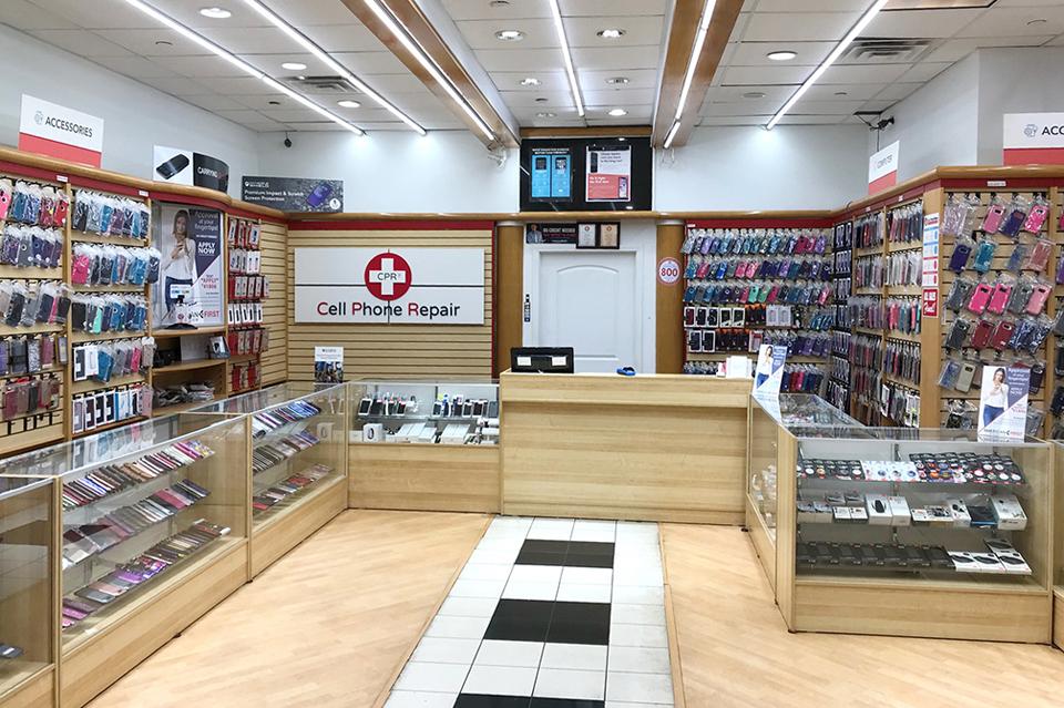 Giá thiết kế và thi công nội thất cửa hàng điện thoại kinh doanh hiệu quả