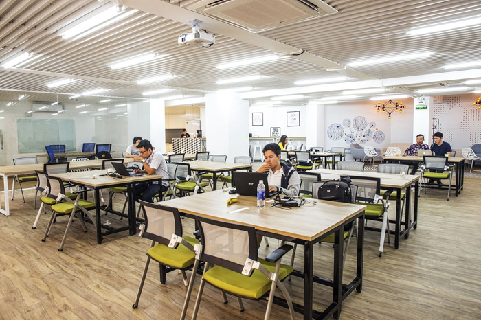 Coworking space tphcm