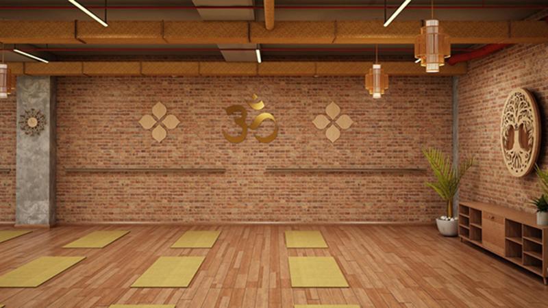 thiet ke phong yoga tphcm